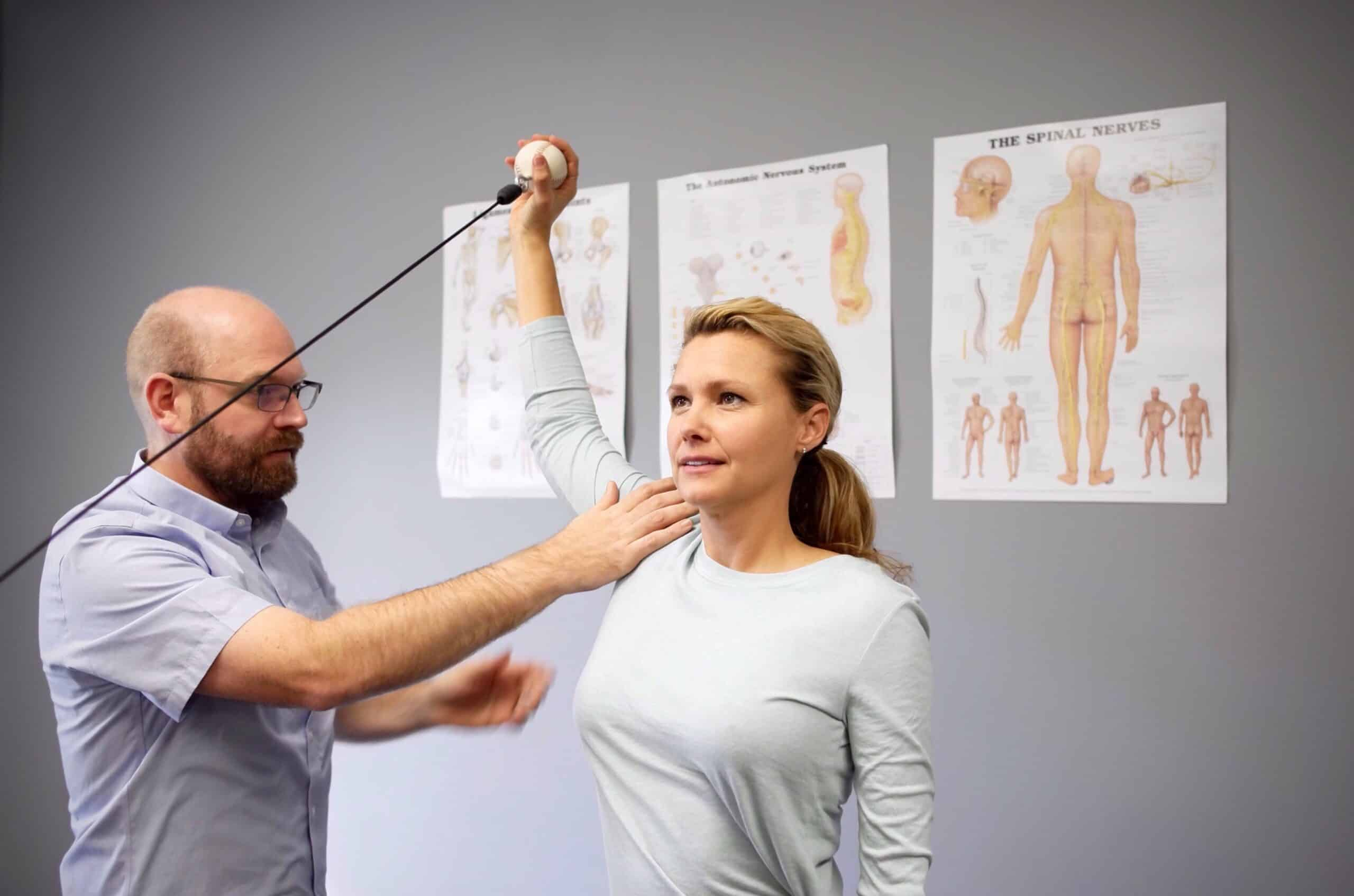 Regular check ups with our doctor of physical therapy will help you maintain the success you gained in physical therapy.